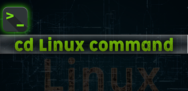 cd linux command