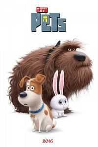 The Secret Life of Pets (2016) 3D HOU Hindi - English Download 1GB 720p BluRay