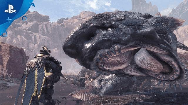game dengan jiwa petualang tinggi sangat cocok main Monster Hunter