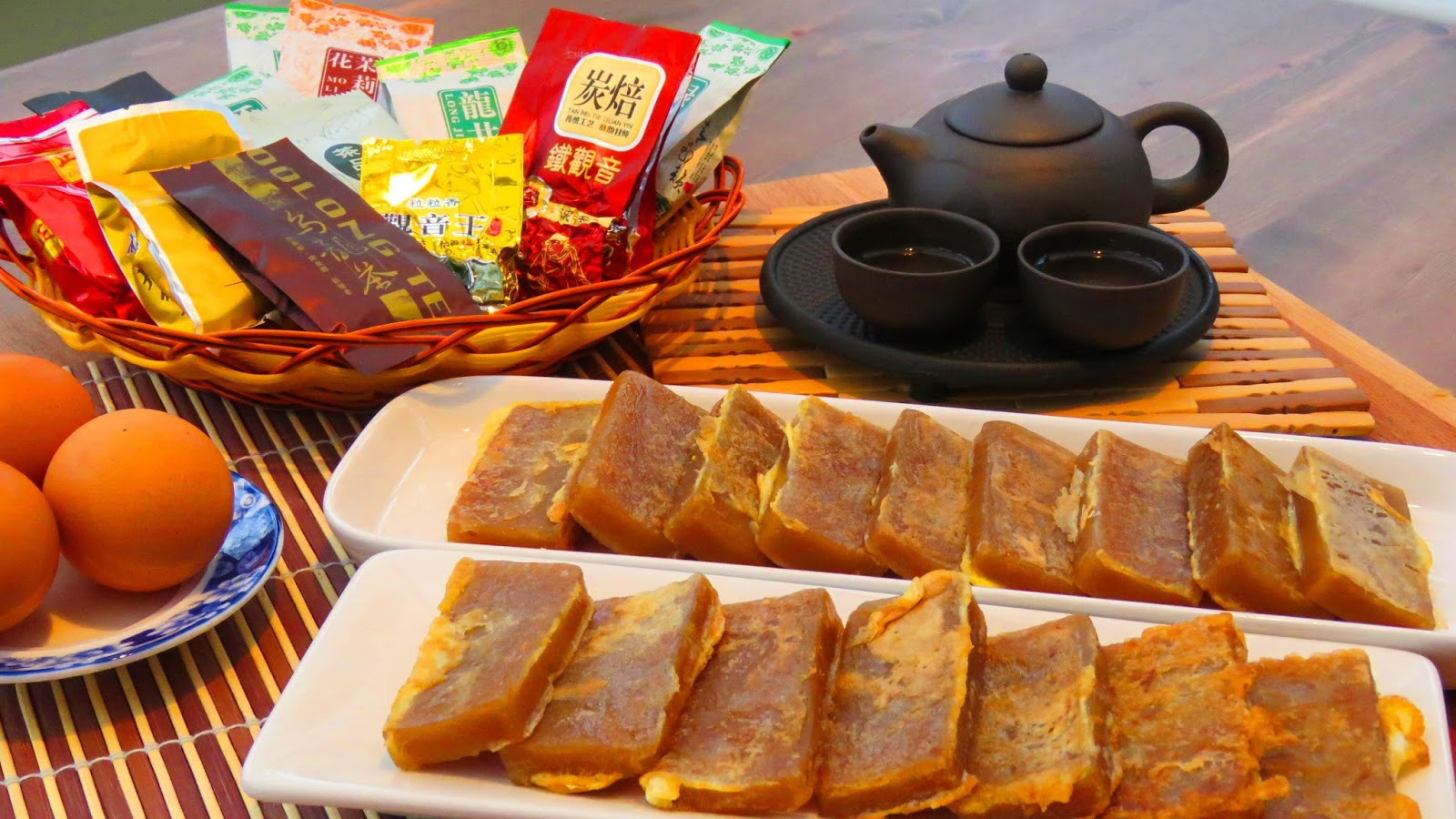 Chinese New Year Sticky Cake Recipe
