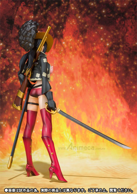 FIGURA NICO ROBIN FILM Z Battle Dress Ver. Figuarts ZERO ONE PIECE