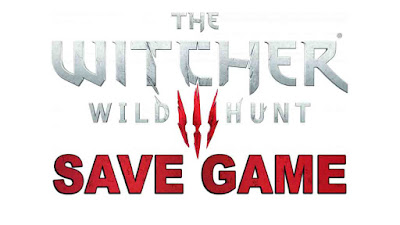 witcher 3 save game pc