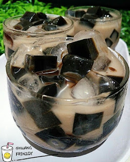 Ide Resep Membuat Es Cincau Susu Coklat