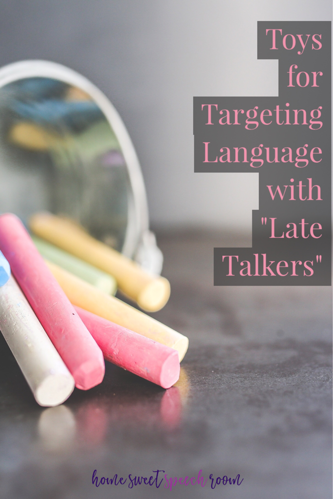 Toys For Language : Toys for targeting language with quot late talkers