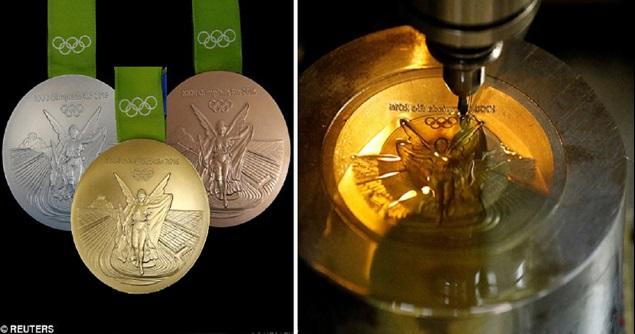 Anda Pasti TERKEJUT ! Inilah Nilai Sebenar Pingat Emas Olimpik Jika Digadai