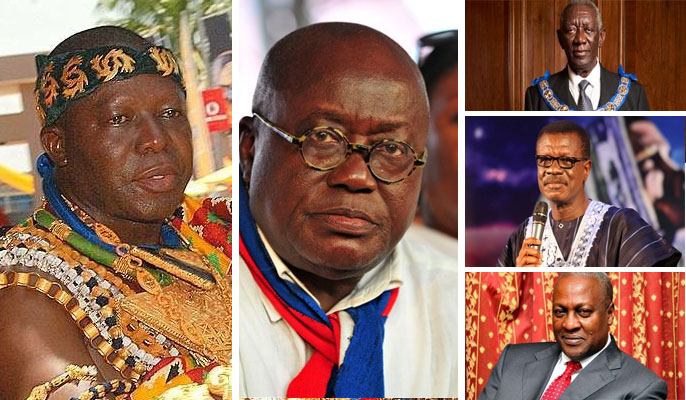7 Popular Ghanaians Prophets And Politicians who are Members