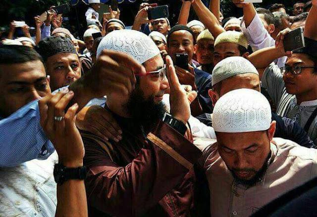 Insiden Khalid Basalamah, Kejamnya Fitnah Medsos Kepada Banser