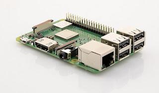 Scheda Raspberry Pi 3b +