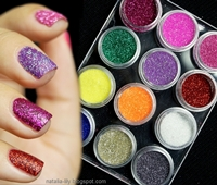 http://natalia-lily.blogspot.com/2014/08/glitter-sand-nail-art-with-born-pretty.html