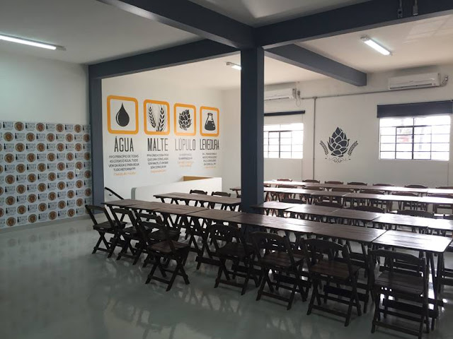 Instituto da Cerveja Brasileira Campus Cervejaria Madalena