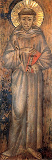 St Francis by Cimabue