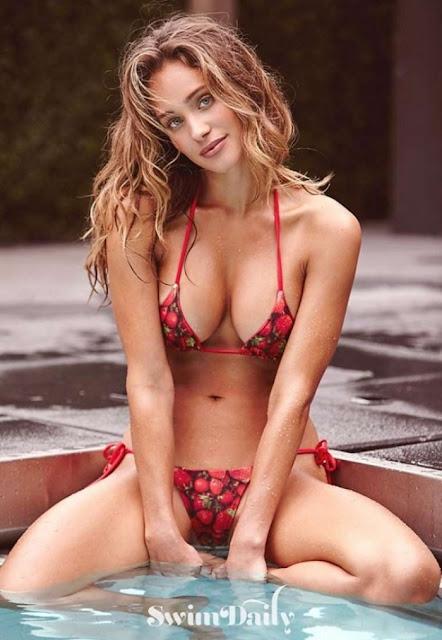 Hot girls Hannah Davis sexy 9X model 5
