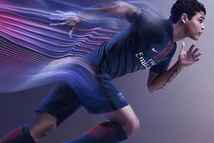Oficial: Nueva camiseta titular Nike del PSG para la próxima temporada