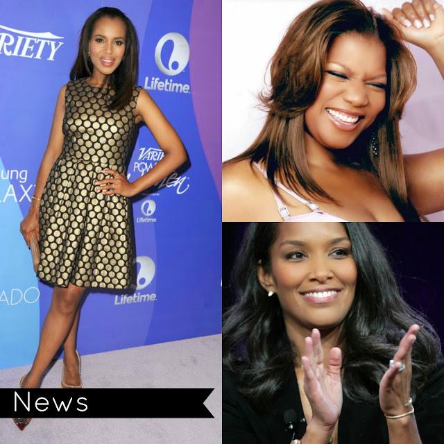 Pink Proverb News: Mara Brock Akil, Queen Latifah, Kerry Washington, television, black women