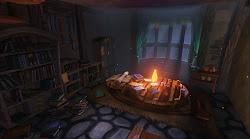 Brandon Orden: [UDK] Fantasy Cottage Interior
