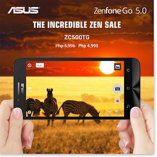 ZenFone Go 5.0