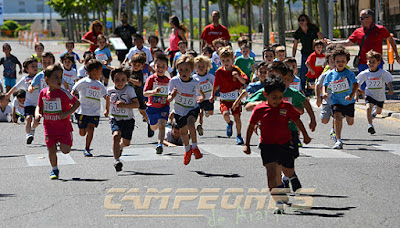 Cross Colegio Litterator Aranjuez
