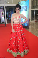 Mahima in beautiful Red Ghagra beigh transparent choli ~  Exclusive 150.JPG