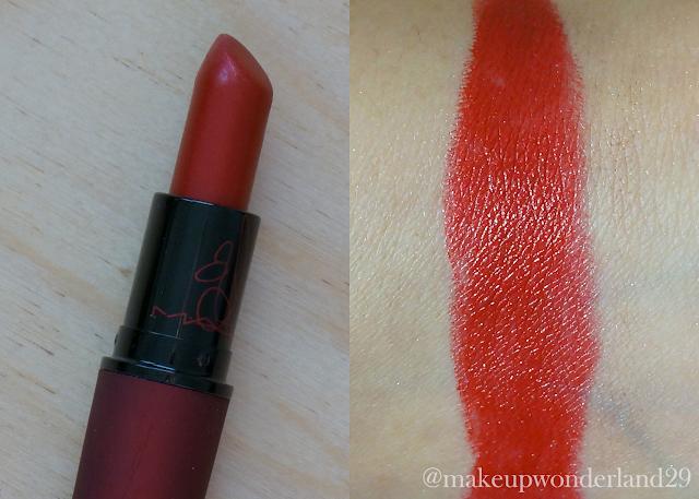 MAC Cosmetics lipstick RIHANNA VIVA GLAM 1| makeupwonderland29