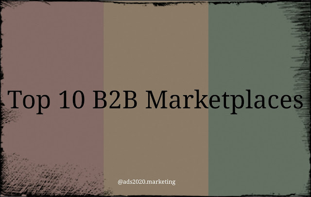 Top 10 B2B Marketplaces in the World