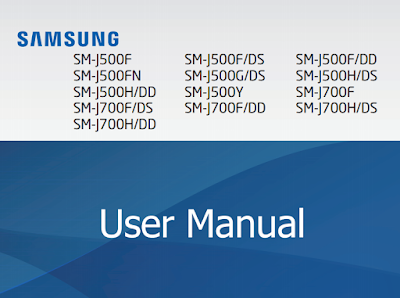 Samsung Galaxy J5 Manual