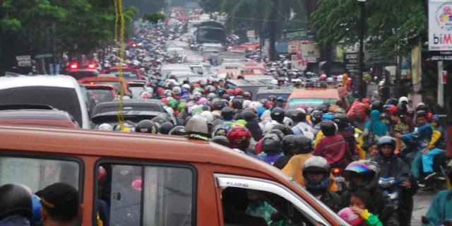 [Flashback 2014] Jokowi: Macet dan Banjir Lebih Mudah Diatasi jika Jadi Presiden