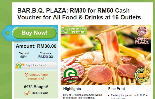 Deal by Groupon
