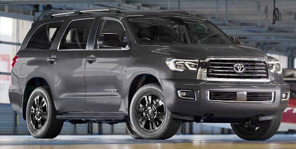 2019 Toyota Sequoia Redesign