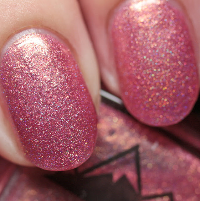 3 Oh! 7 Nail Lacquer Smitten