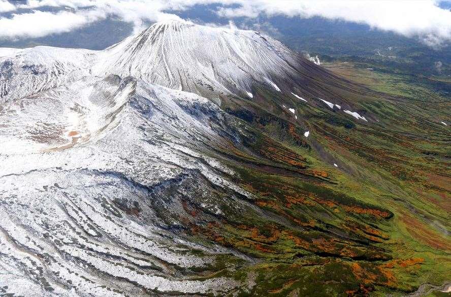 Dünyadaki Karla Kaplanmış En Güzel Kış Manzaraları