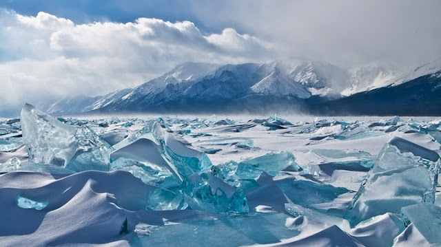 Lake Baikal Siberia Most Beautiful Lakes in the World Adventure Travel