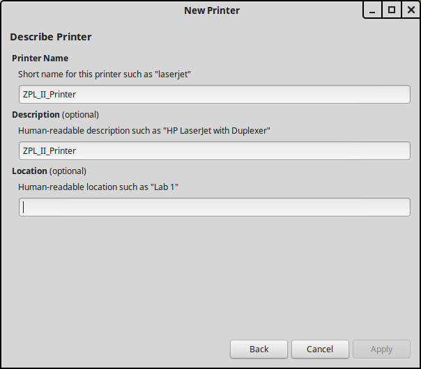 BurntWeapons: Getting A Zebra Printer Working On Linux (And OSX?)