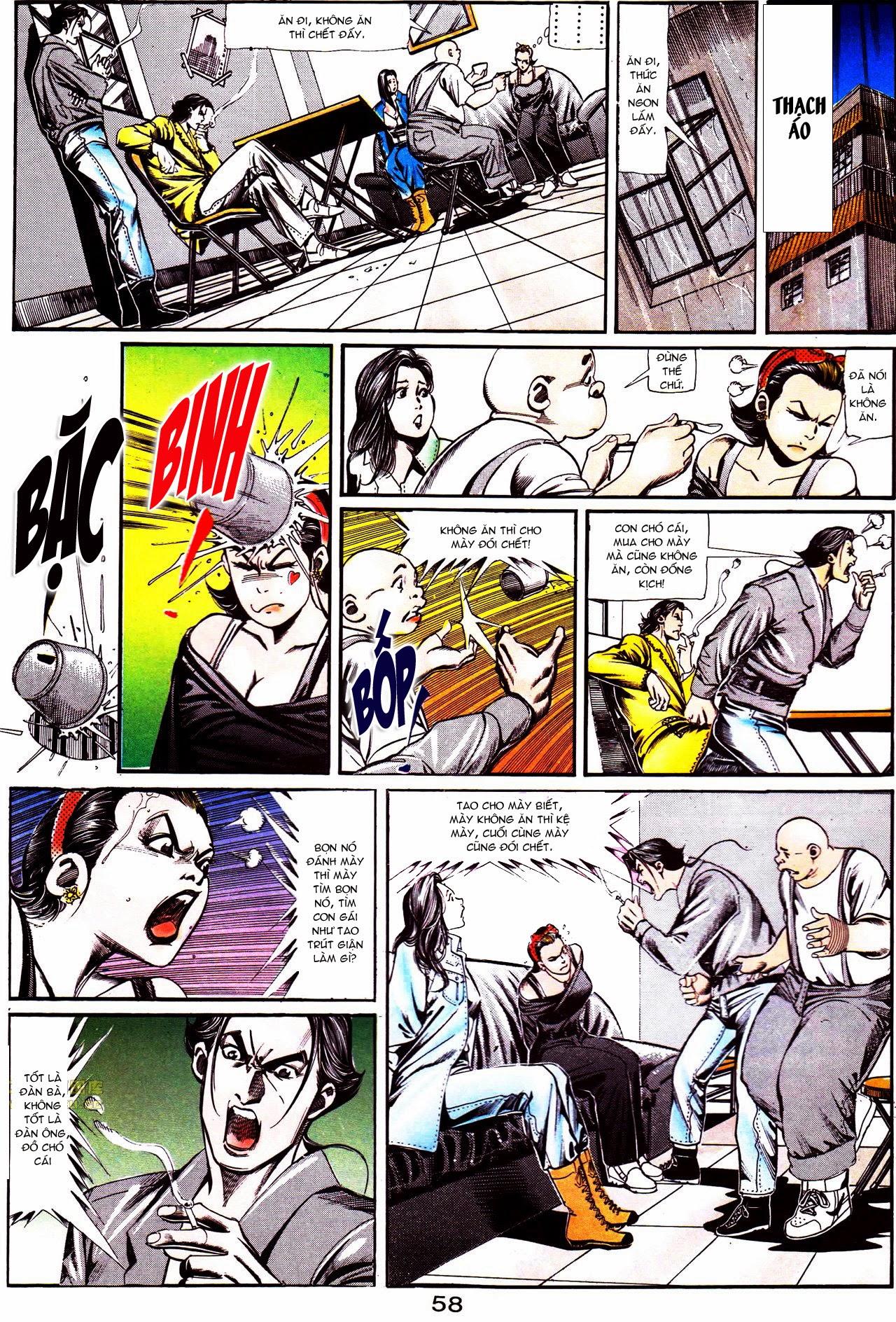 Người Trong Giang Hồ chapter 112: nhân sinh trang 29