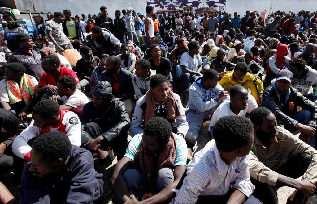 FG Vows To Prosecute Human Traffickers- libya slave trade