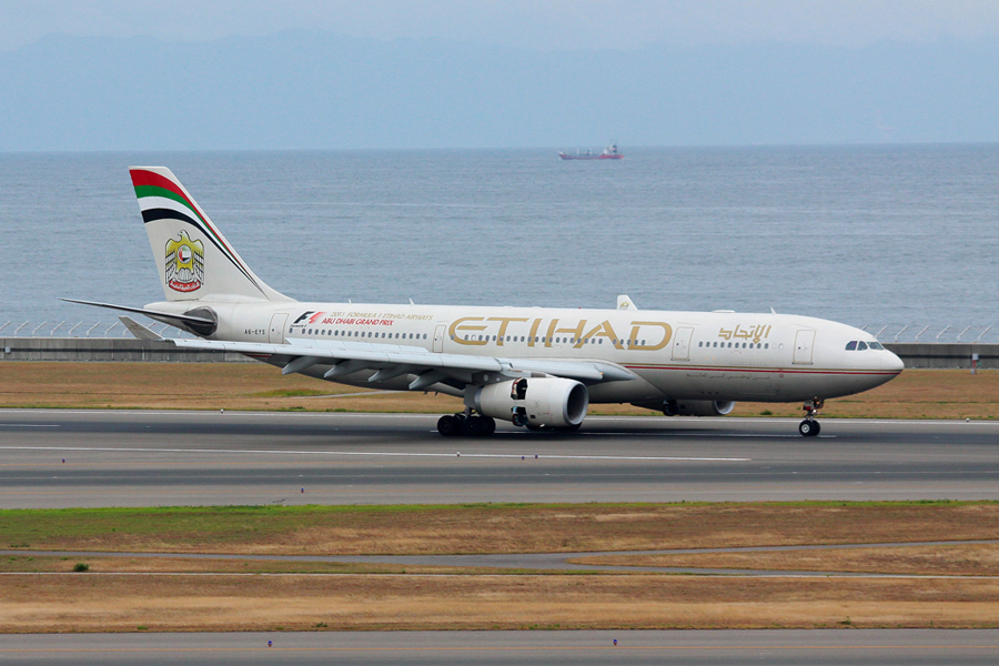 Wings Journey: 2013-08-24/25 日本機場航拍之名古屋中部行Day1&2