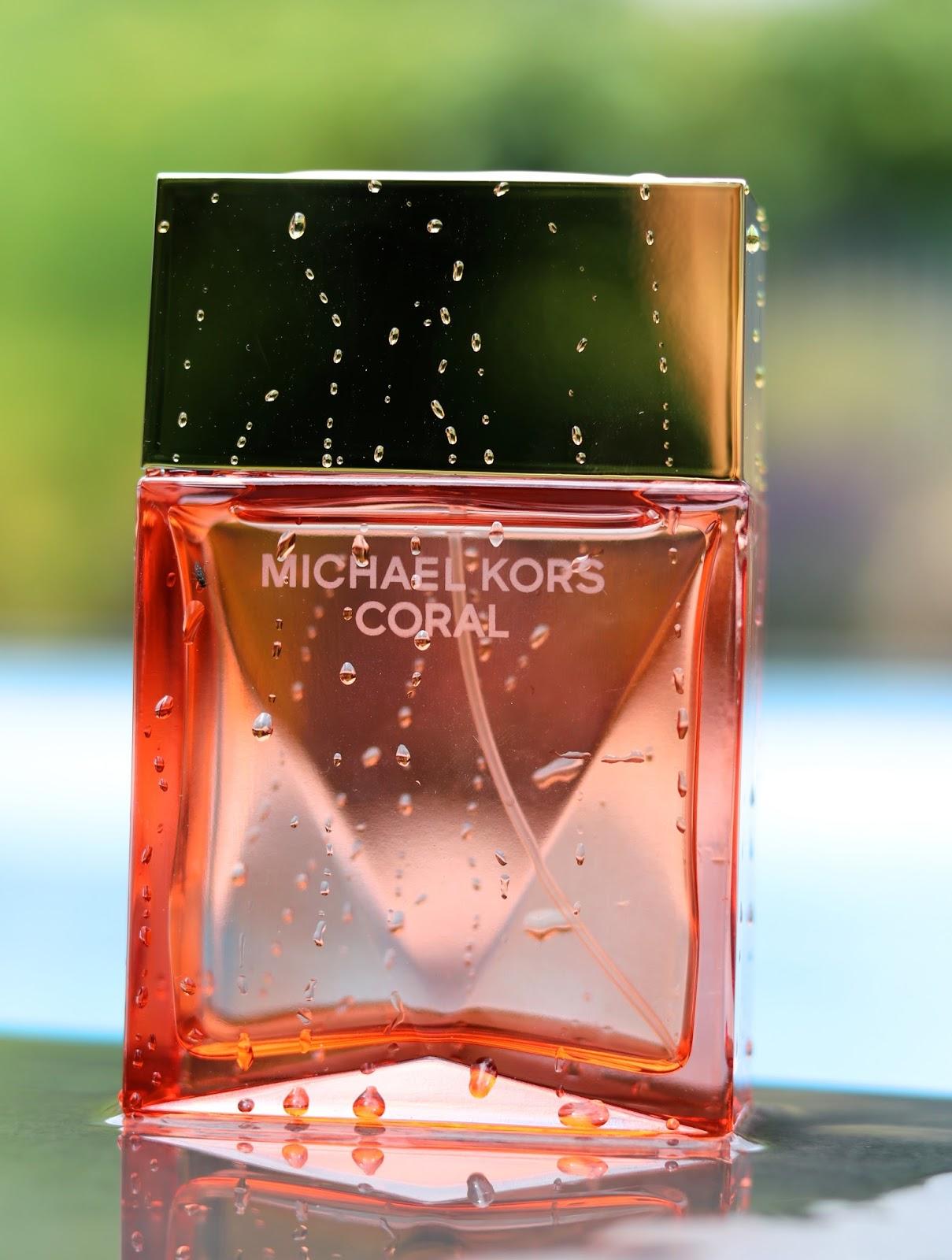 Michael Kors Coral, Fragrances