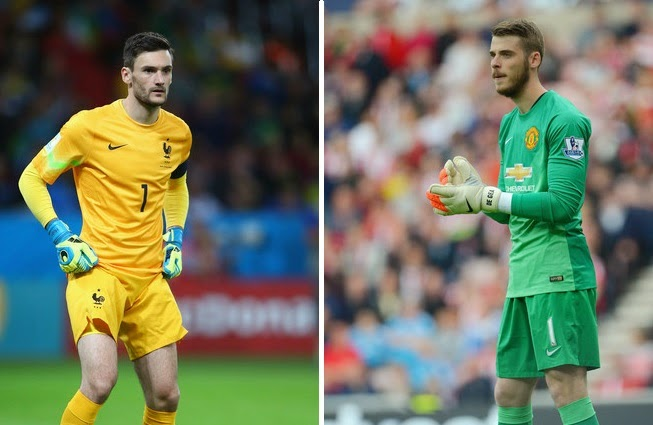 Man Utd eye Hugo Lloris as David De Gea's replacement