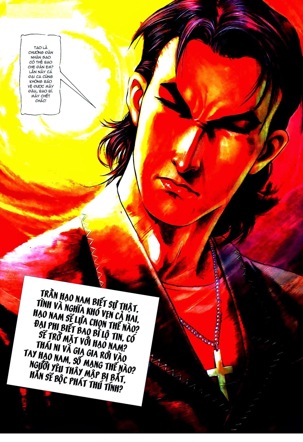 Người Trong Giang Hồ chapter 112: nhân sinh trang 5