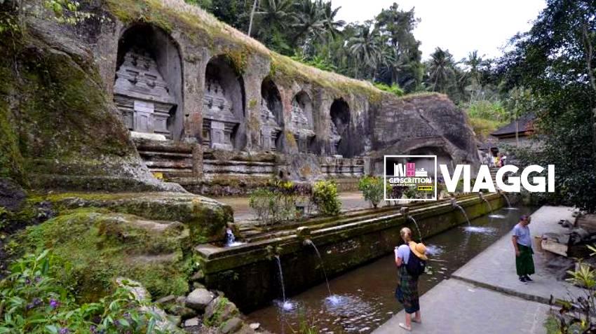 Viaggio a Bali, dove l'acqua è sacra