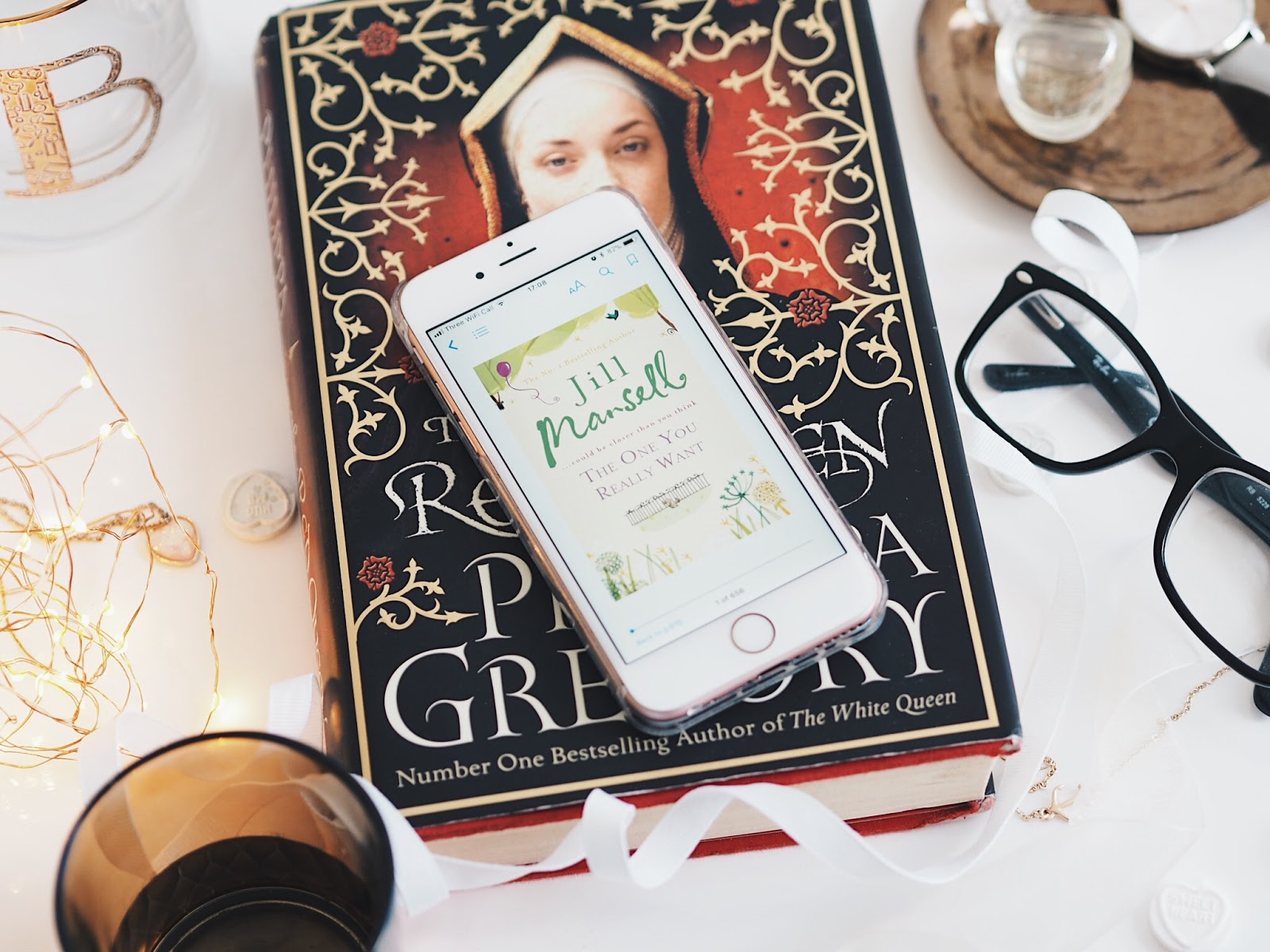what i read in april 2018 books ibooks philippa gregory jill mansel
