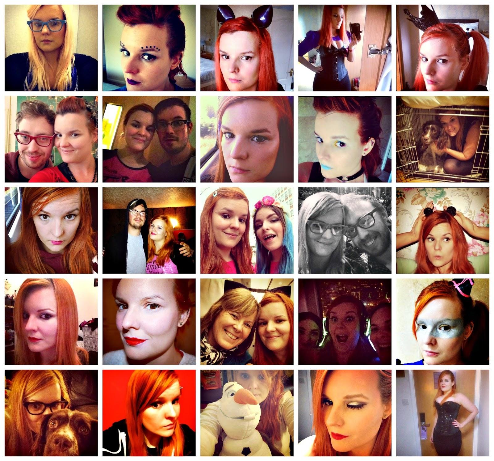 Selfies of 2014