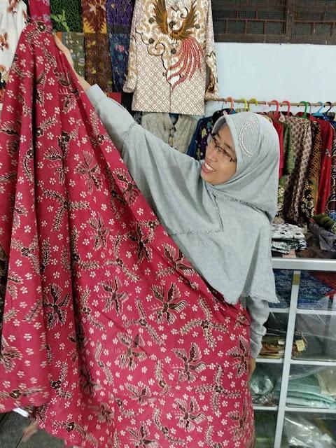 batik tulis gedog tuban