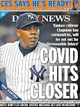Another tough Yankee back page