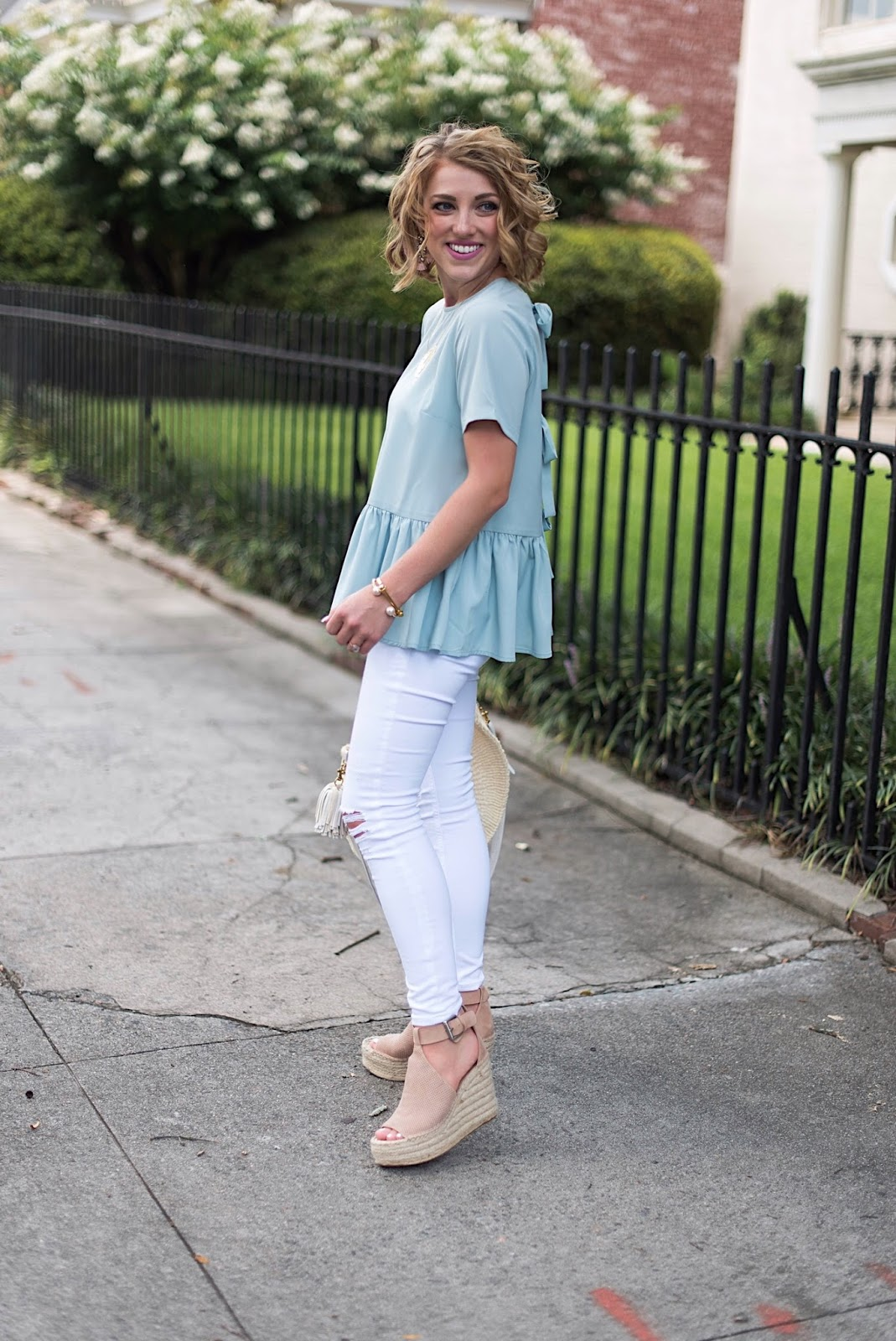 Summer Style - Click through to see more on Something Delightful blog!