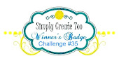 I'm TOP3 at Simply Create Too