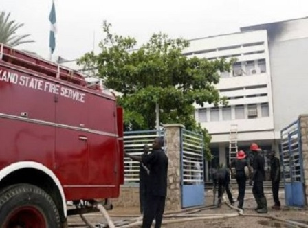 kano state fire service _