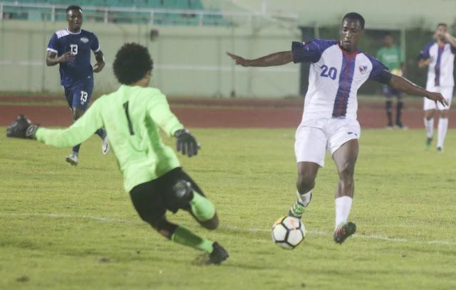 RD golea 4-0 a Turcos y Caicos