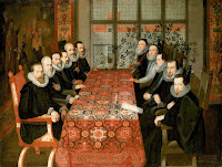 Firma del Tratado de Londres 1604