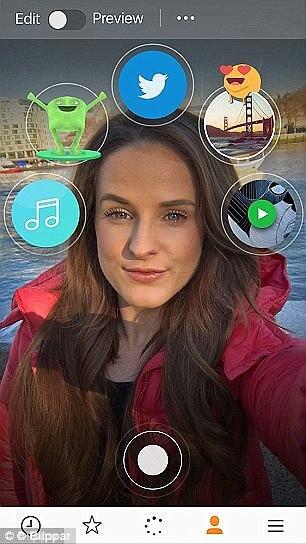 Blippar facial recognition