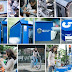 Lokasi shelter sepeda sewa / bike sharing Bandung